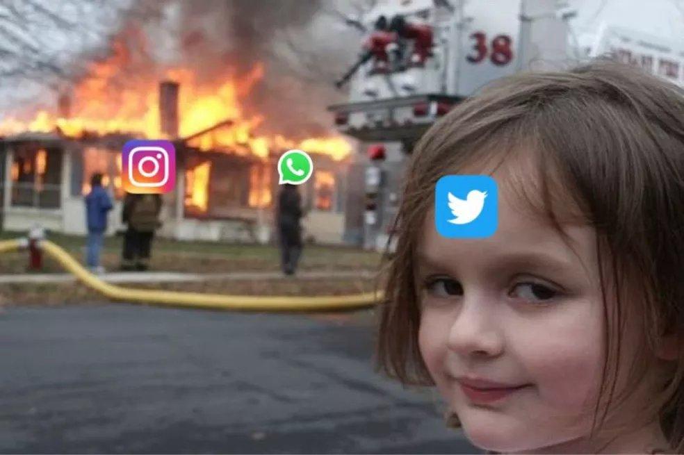 #Facebookdown, impreza na Twitterze. Internauci komentują wielką awarię [MEMY] - Zdjęcie główne
