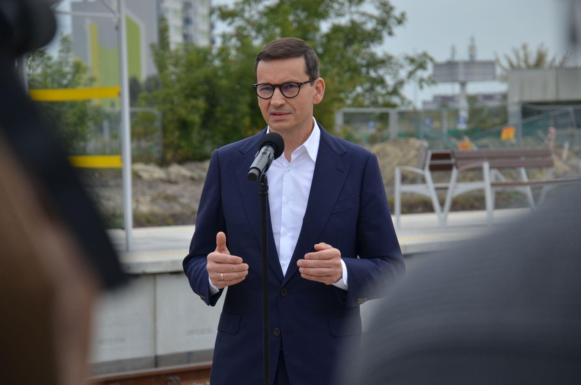 Premier Mateusz Morawiecki: - Mielec to miejsce symboliczne i bardzo ważne [WIDEO] - Zdjęcie główne