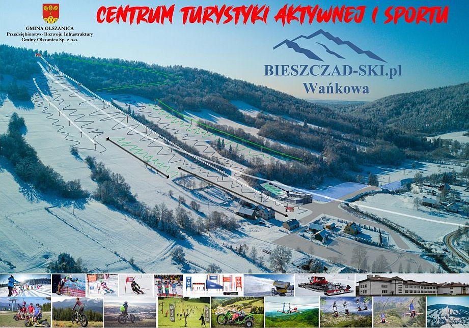 Ruszyła budowa stacji narciarskiej w Wańkowej. To będzie świetne miejsce dla fanów sportów zimowych - Zdjęcie główne