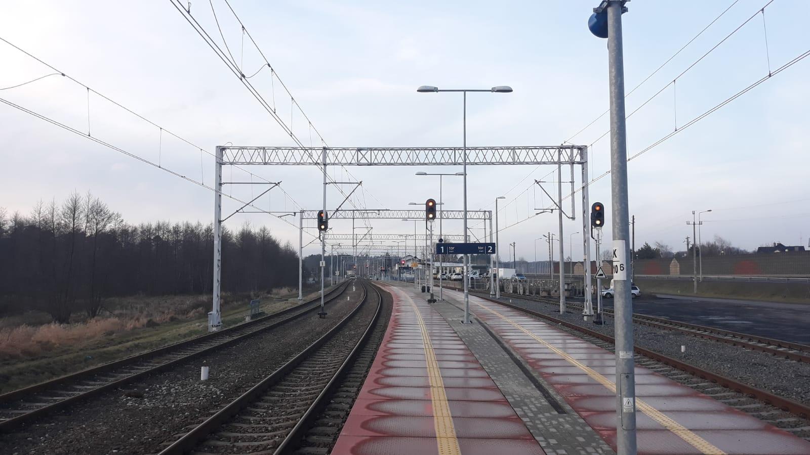 Szybsze połączenie kolejowe do Warszawy coraz bardziej realne - Zdjęcie główne
