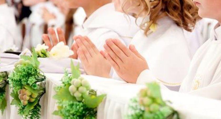 Pierwsza Komunia Święta na Podkarpaciu. Jakie są wytyczne kościelnych hierarchów? - Zdjęcie główne