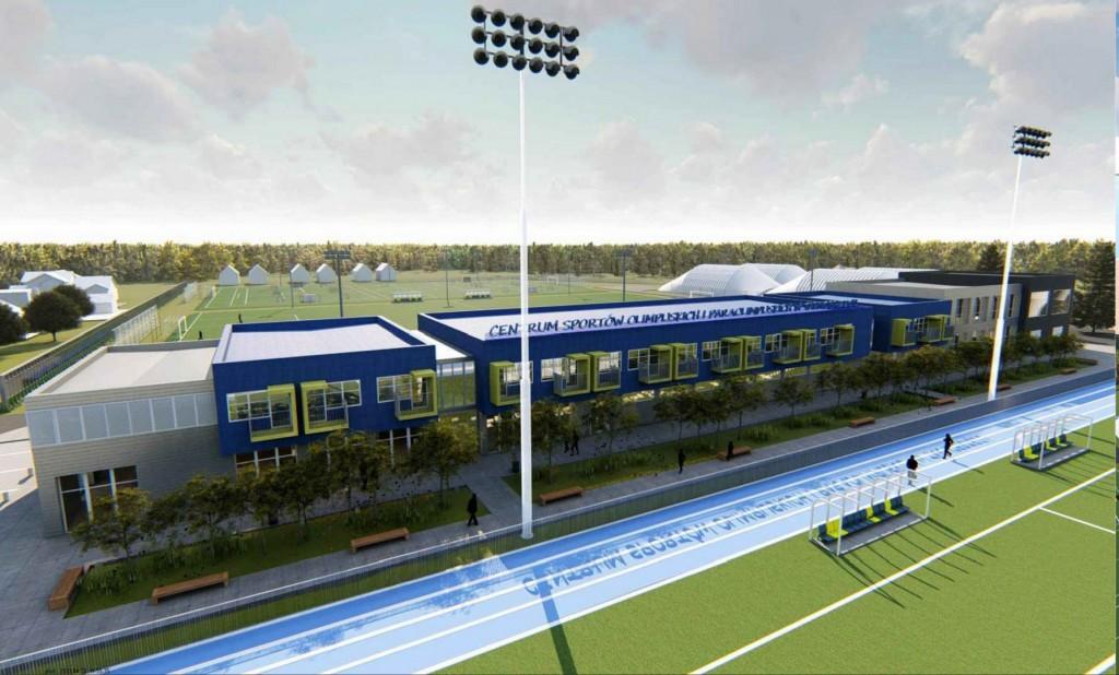 Szykuje się wielka inwestycja sportowa w Tarnobrzegu! Zobacz wizualizację [ZDJĘCIA] - Zdjęcie główne