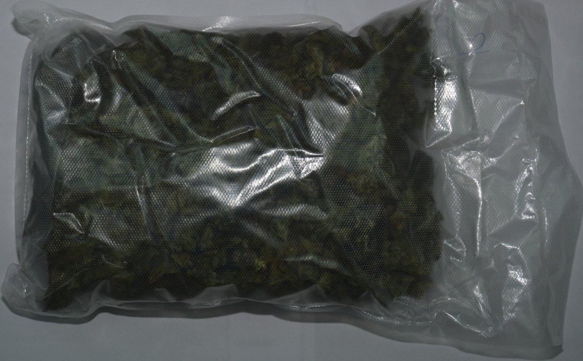 140 porcji amfetaminy i marihuany miało trafić na czarny rynek - Zdjęcie główne