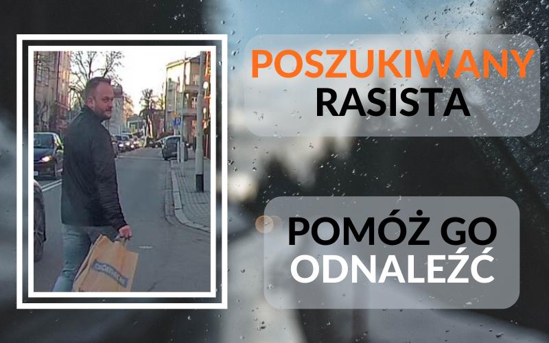 RASISTA zaatakował Banglijczyka w Rzeszowie! Poszukuje go policja - Zdjęcie główne
