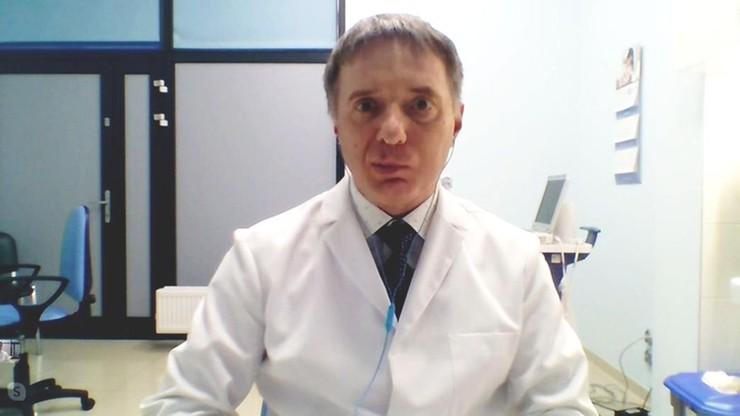 """""""To jest koniec tej epidemii""""! Lekarz apeluje """"otwórzcie gospodarkę""""! [WIDEO] - Zdjęcie główne"""