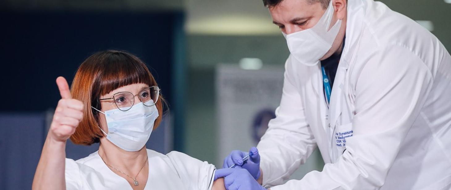 Będą rekompensaty za skutki uboczne szczepienia - Zdjęcie główne