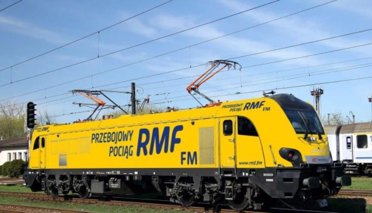 Tego jeszcze nie było! Przebojowy pociąg RMF wyruszy z Rzeszowa do Trójmiasta - Zdjęcie główne