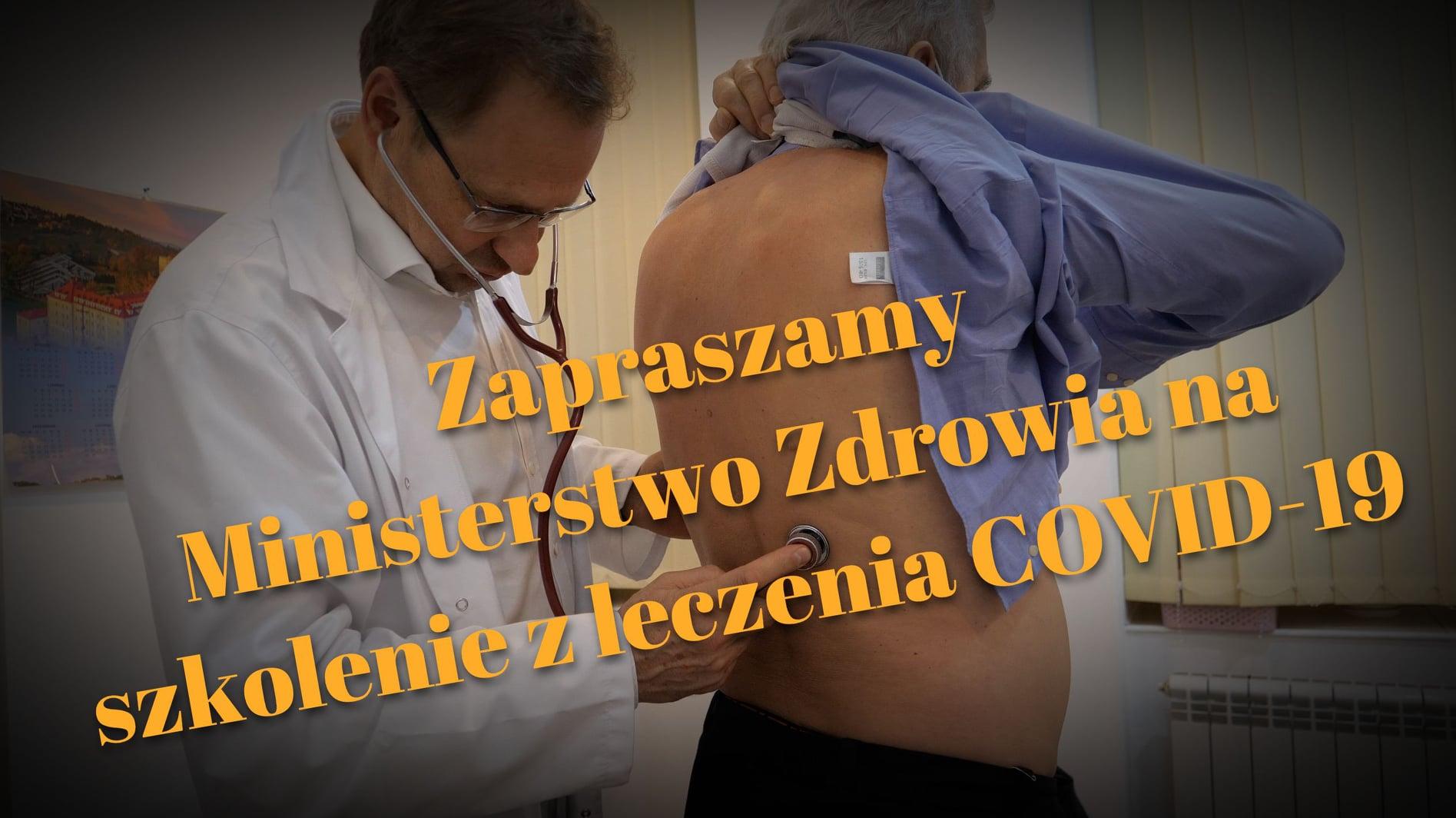Czy dr Włodzimierz Bodnar będzie miał KŁOPOTY? Nowe fakty o jego terapii COVID-19! - Zdjęcie główne