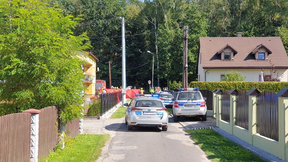 MAKABRYCZNY wypadek na trasie Rajdu Śląska! Nie żyje pilotka  - Zdjęcie główne