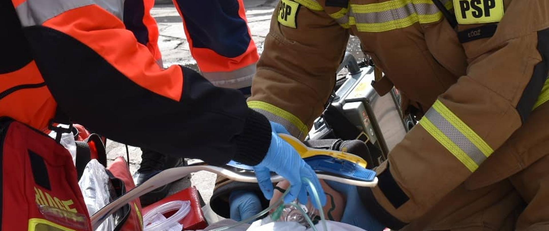 Ratownicy protestują. Adam Niedzielski: zastąpią ich strażacy - Zdjęcie główne