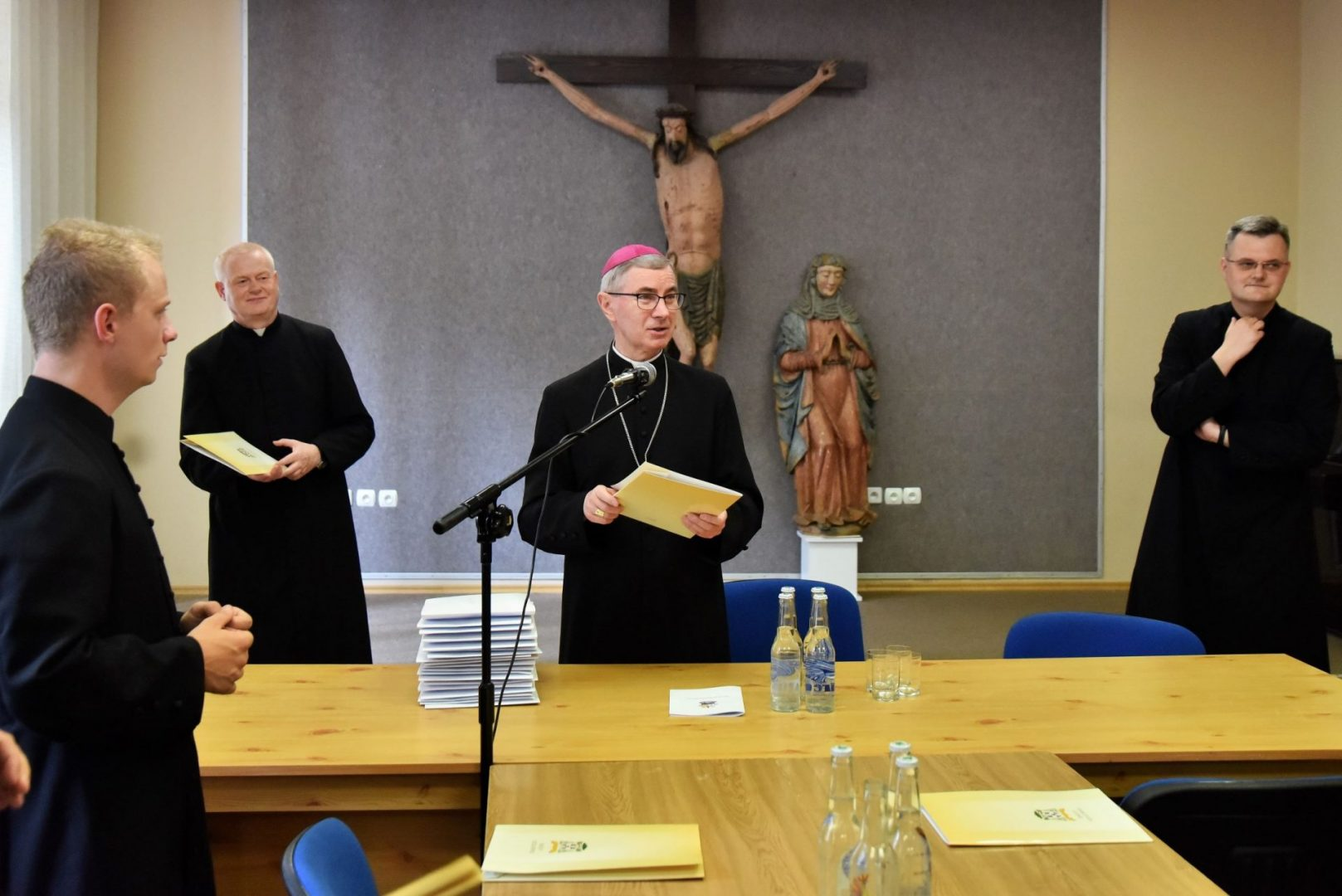 Biskup rzeszowski podjął decyzję w sprawie zmiany duszpasterzy - Zdjęcie główne