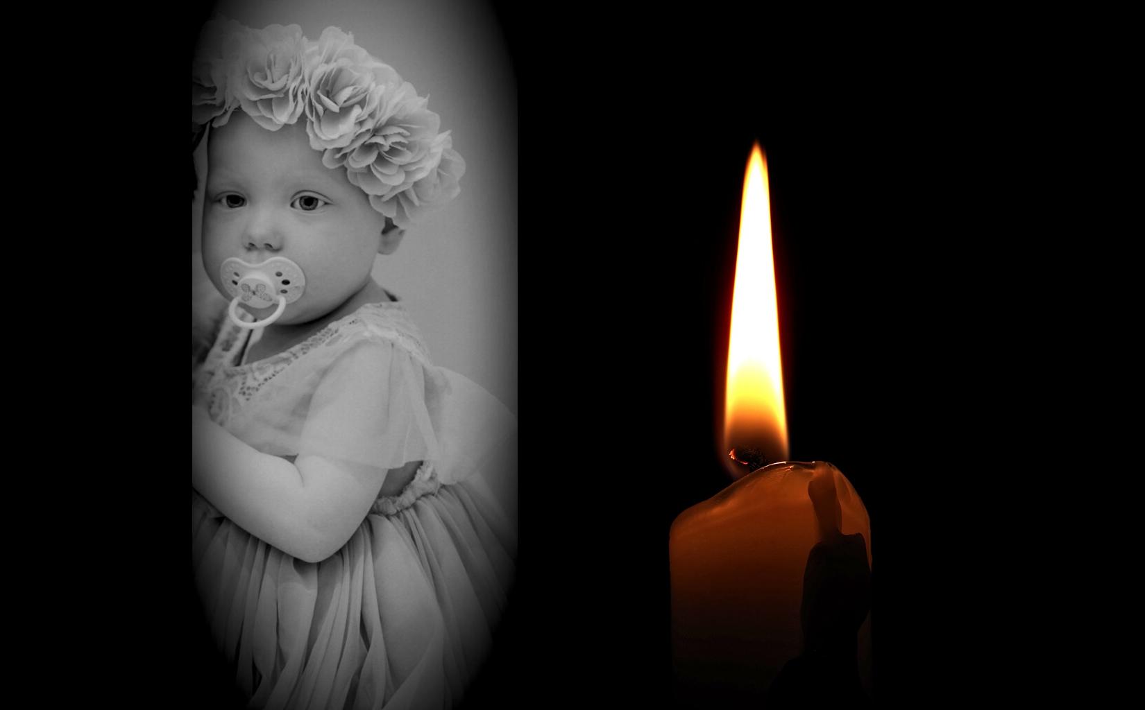 2-letnia Iza Kmiotek zmarła pomimo zebrania pieniędzy na jej leczenie - Zdjęcie główne
