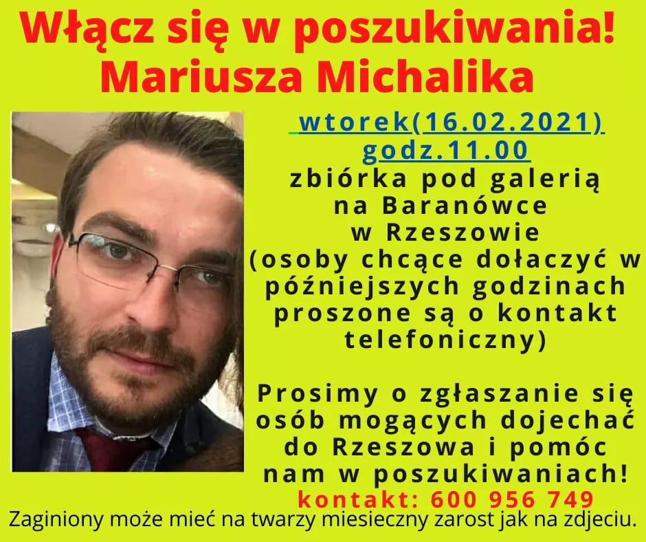 Ciąg dalszy poszukiwań zaginionego 25-latka - Zdjęcie główne