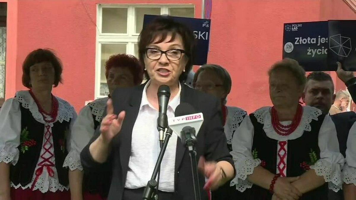 """Nie głosowałeś na PiS - nie bierz """"500+""""! Burza po słowach marszałek Sejmu - Zdjęcie główne"""