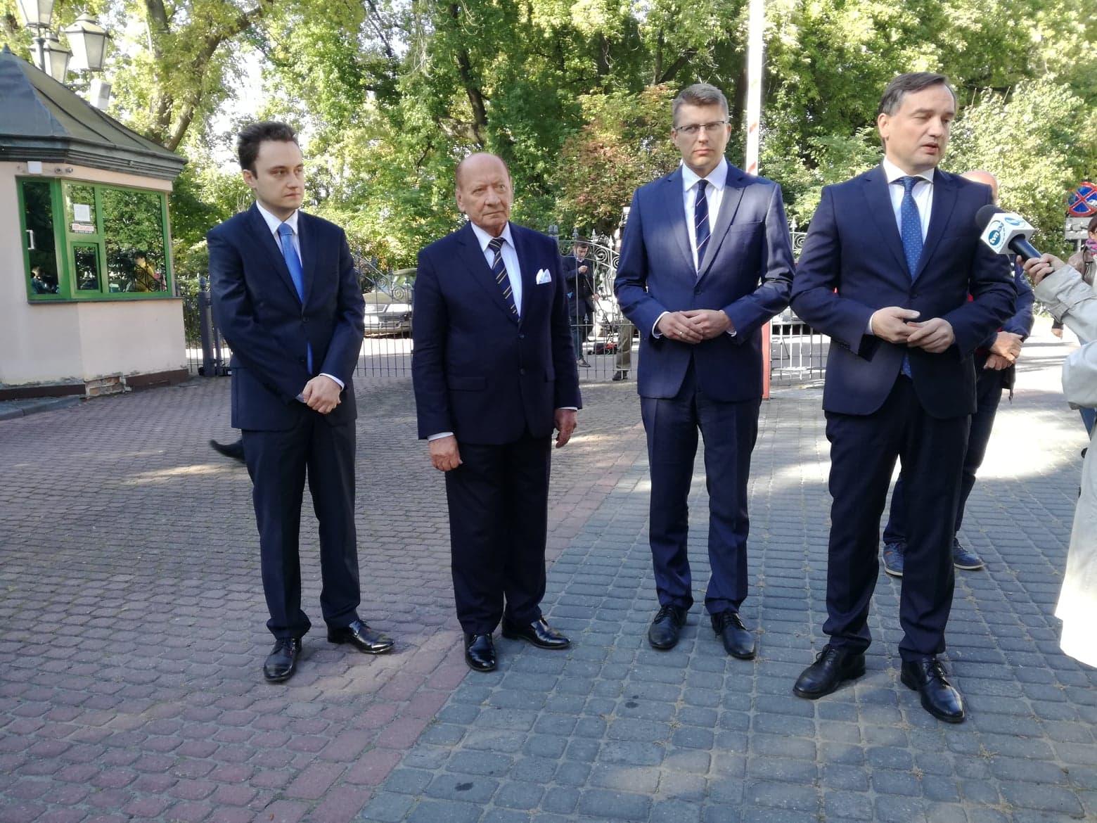 Tadeusz Ferenc oficjalnie ogłosi rezygnację w swoje 81. urodziny! Kto na jego miejsce? - Zdjęcie główne