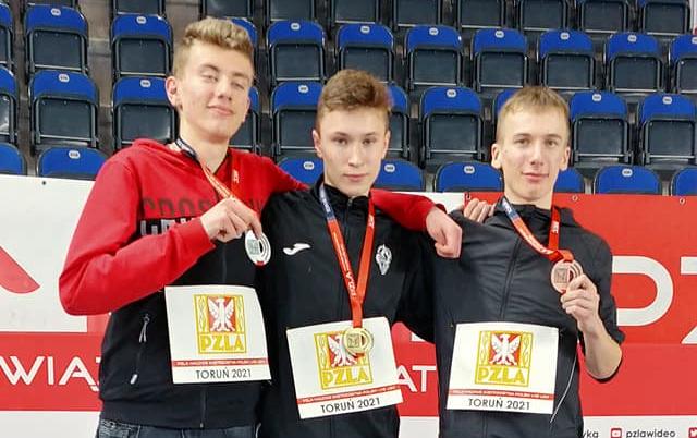 Michał z Podkarpacia został mistrzem Polski - Zdjęcie główne
