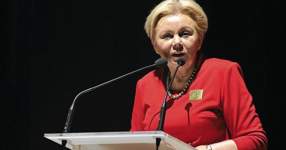 Poseł Krystyna Skowrońska zakażona COVID-19! - Zdjęcie główne