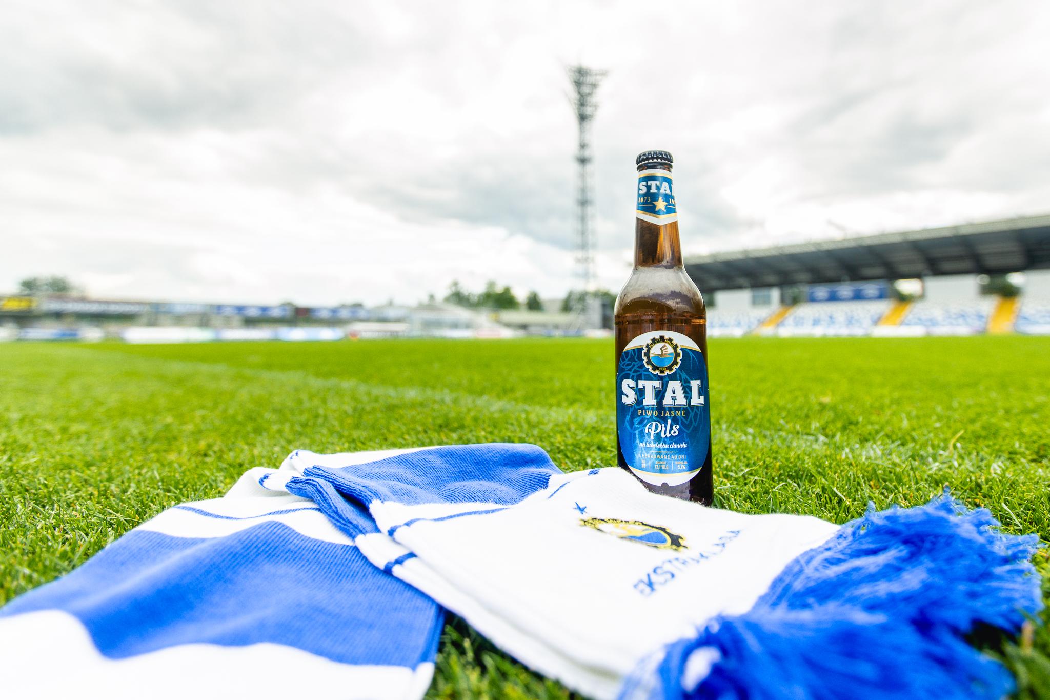 Klubowe piwo Stali Mielec już w sprzedaży [ZDJĘCIA] - Zdjęcie główne