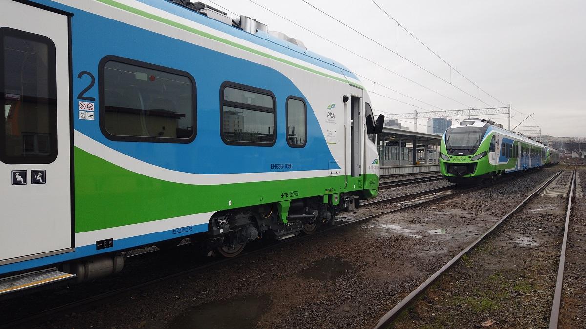 Wypadek kolejowy! Szynobus potrącił mężczyznę na torach - Zdjęcie główne