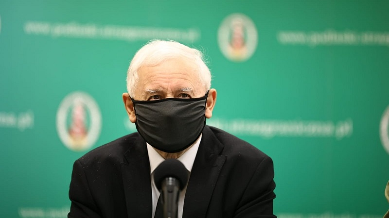 Jarosław Kaczyński odchodzi z rządu! Są jednak pewne warunki  - Zdjęcie główne