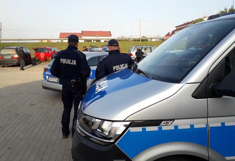 Rumuńscy grzybiarze pod specjalnym nadzorem policji [ZDJĘCIA] - Zdjęcie główne