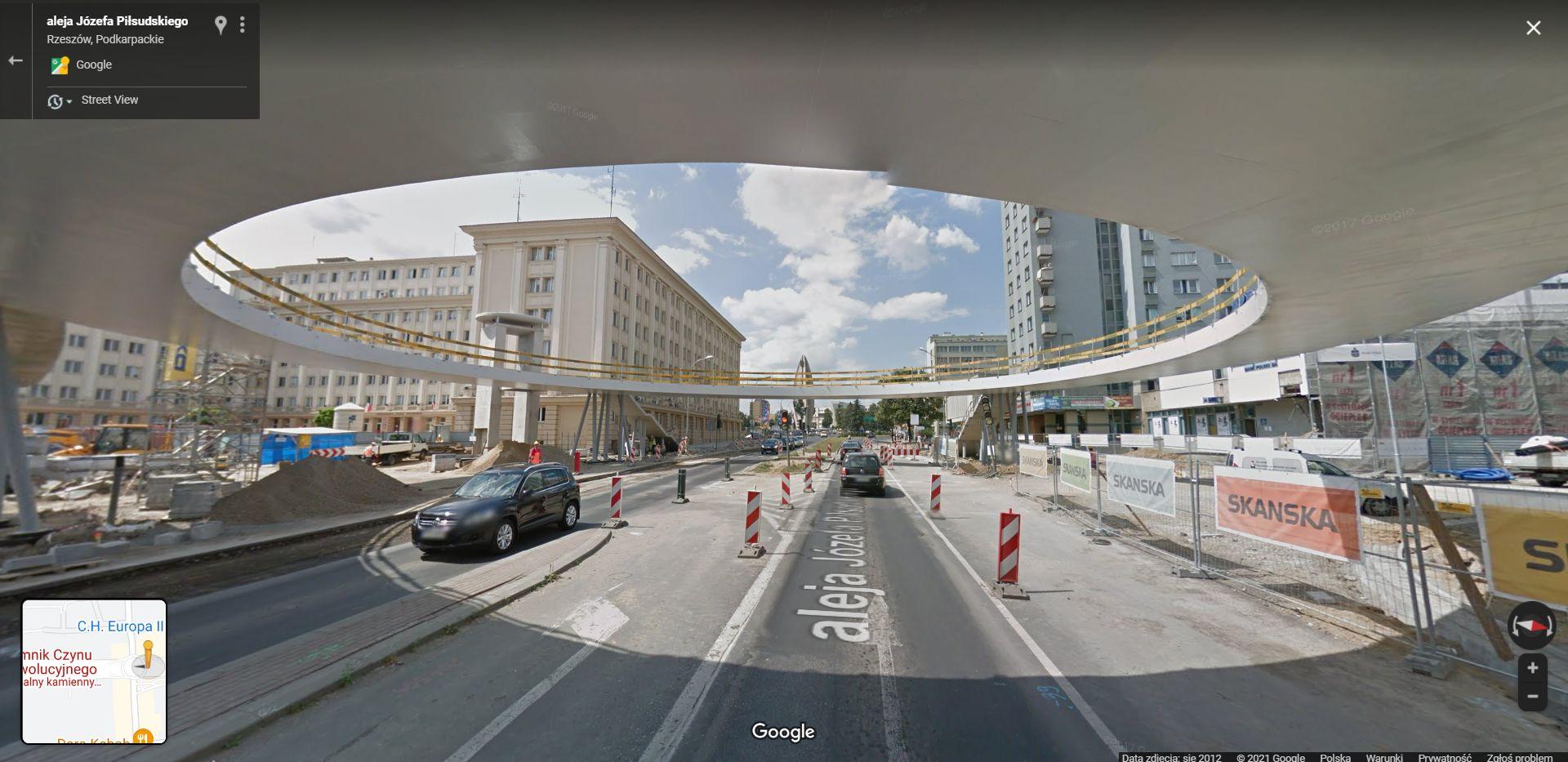 Zmieniające się podkarpackie miasta. Zobacz i porównaj fotografie z Google Street View [ZDJĘCIA] - Zdjęcie główne