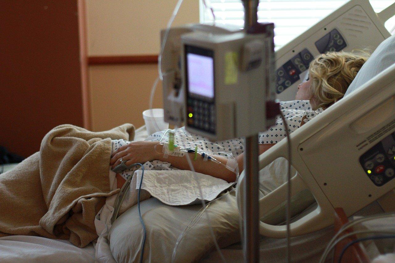 Wzrasta liczba chorych na COVID-19 w łańcuckim szpitalu - Zdjęcie główne