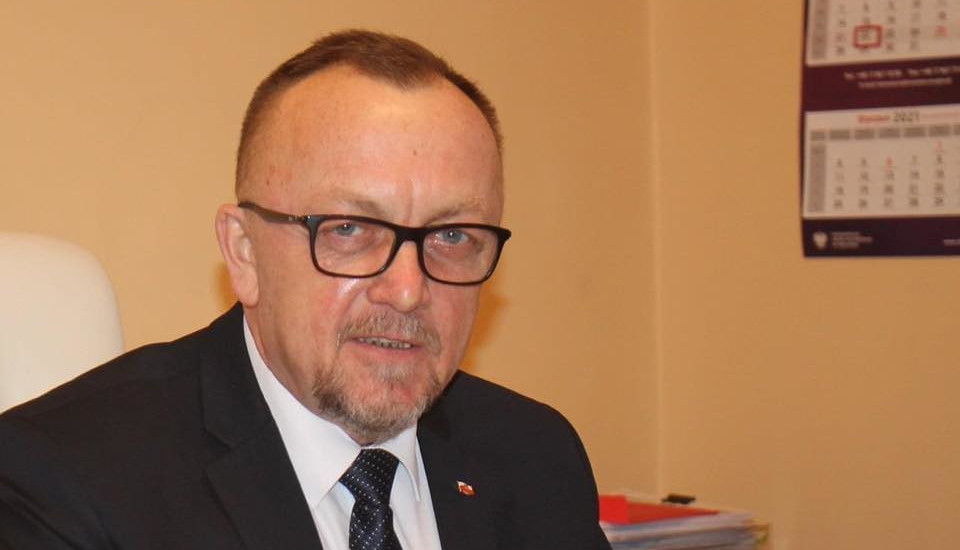 Starosta jarosławski Stanisław Kłopot zakażony koronawirusem - Zdjęcie główne