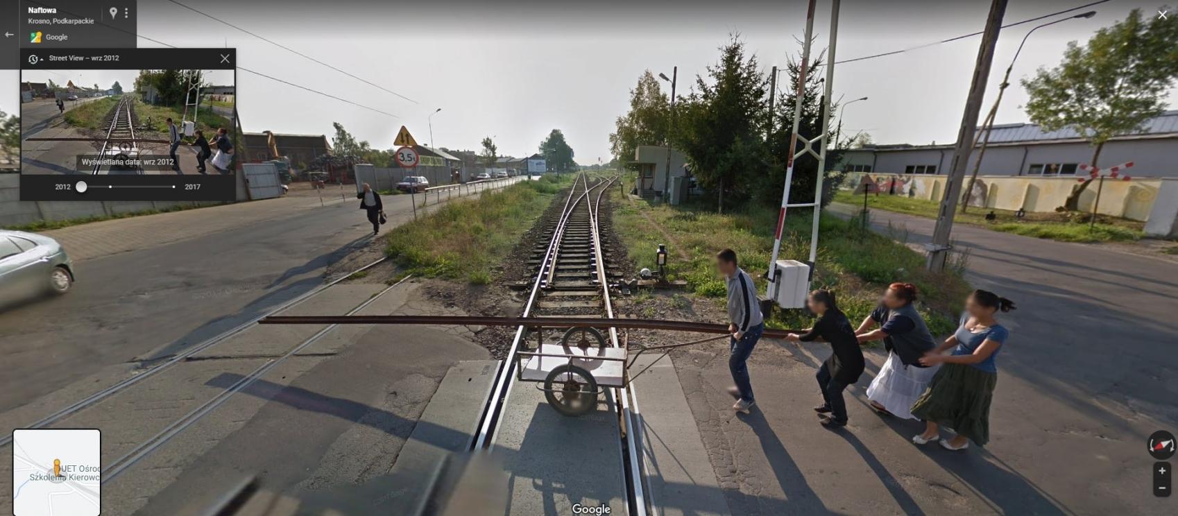 Przyłapani przez Google Street View na Podkarpaciu [ZDJĘCIA] - Zdjęcie główne
