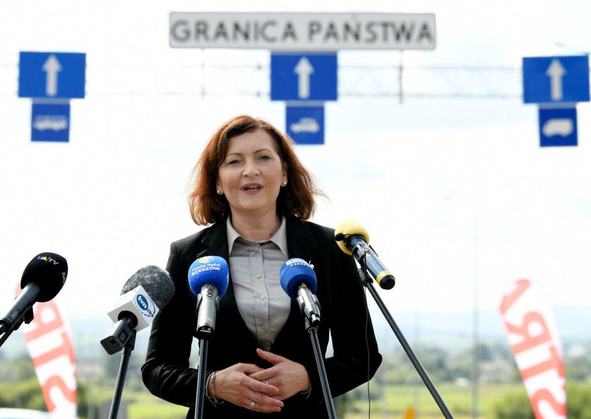 Nowe przejście graniczne z Ukrainą za 5 lat. Ruszyły prace budowlane [ZDJĘCIA] - Zdjęcie główne