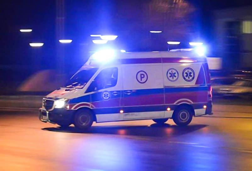 Zderzenie dwóch samochodów na mieleckiej obwodnicy. Jedna osoba w szpitalu! - Zdjęcie główne