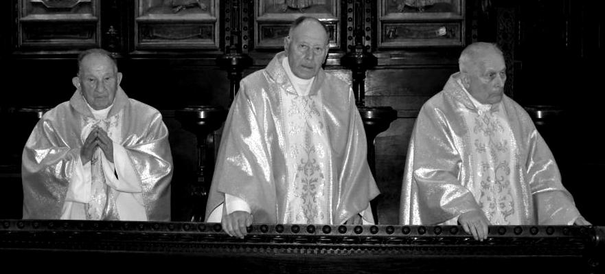 Nie żyje ks. prał. Tadeusz Balawender. Pełnił posługę przez ponad 60 lat - Zdjęcie główne