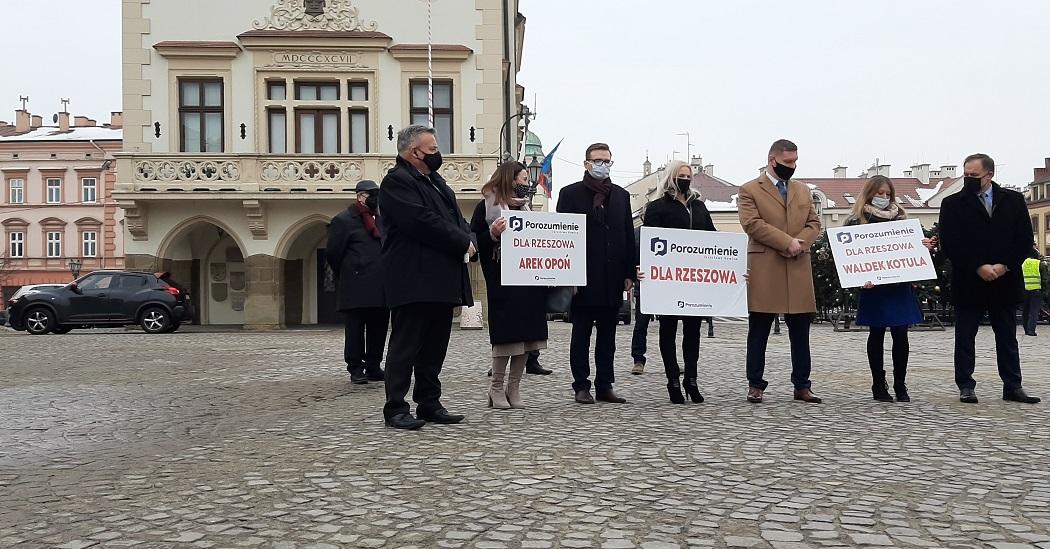 Porozumienie Jarosława Gowina powalczy o Rzeszów - Zdjęcie główne