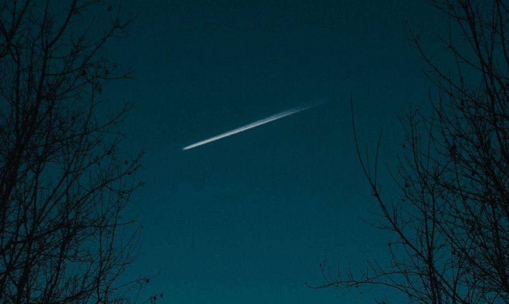 Niebo nad Podkarpaciem rozświetlił spadający bolid! [VIDEO] - Zdjęcie główne