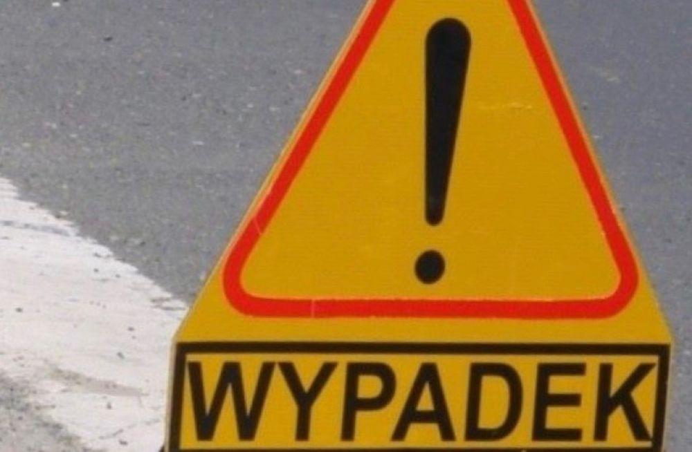 Zderzenie pięciu aut na trasie Tarnobrzeg-Stalowa Wola [MAPA] - Zdjęcie główne