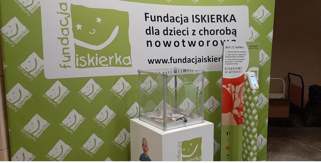 Trwa zbiórka na rzecz dzieci z chorobą nowotworową. Cel: 100 tys. zł - Zdjęcie główne