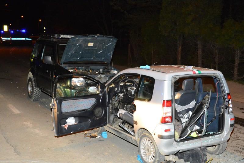 Dwa groźne wypadki drogowe w regionie! [ZDJĘCIA] - Zdjęcie główne