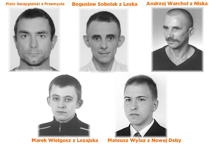 PEDOFILE i gwałciciele z Podkarpacia! Zobacz ich twarze [ZDJĘCIA, WIDEO] - Zdjęcie główne