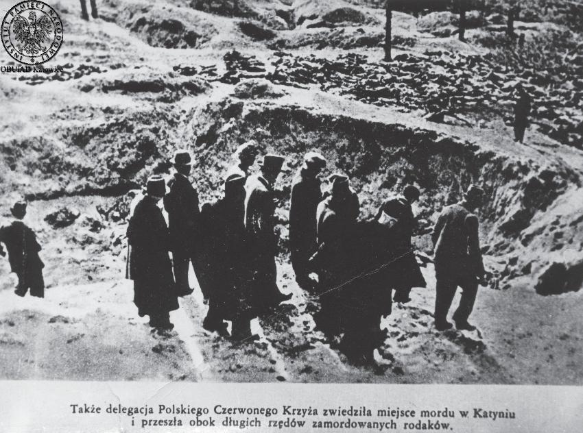 Zbrodnia katyńska. Oto lista ZAMORDOWANYCH mieszkańców Podkarpacia [WIDEO, ZDJĘCIA] - Zdjęcie główne