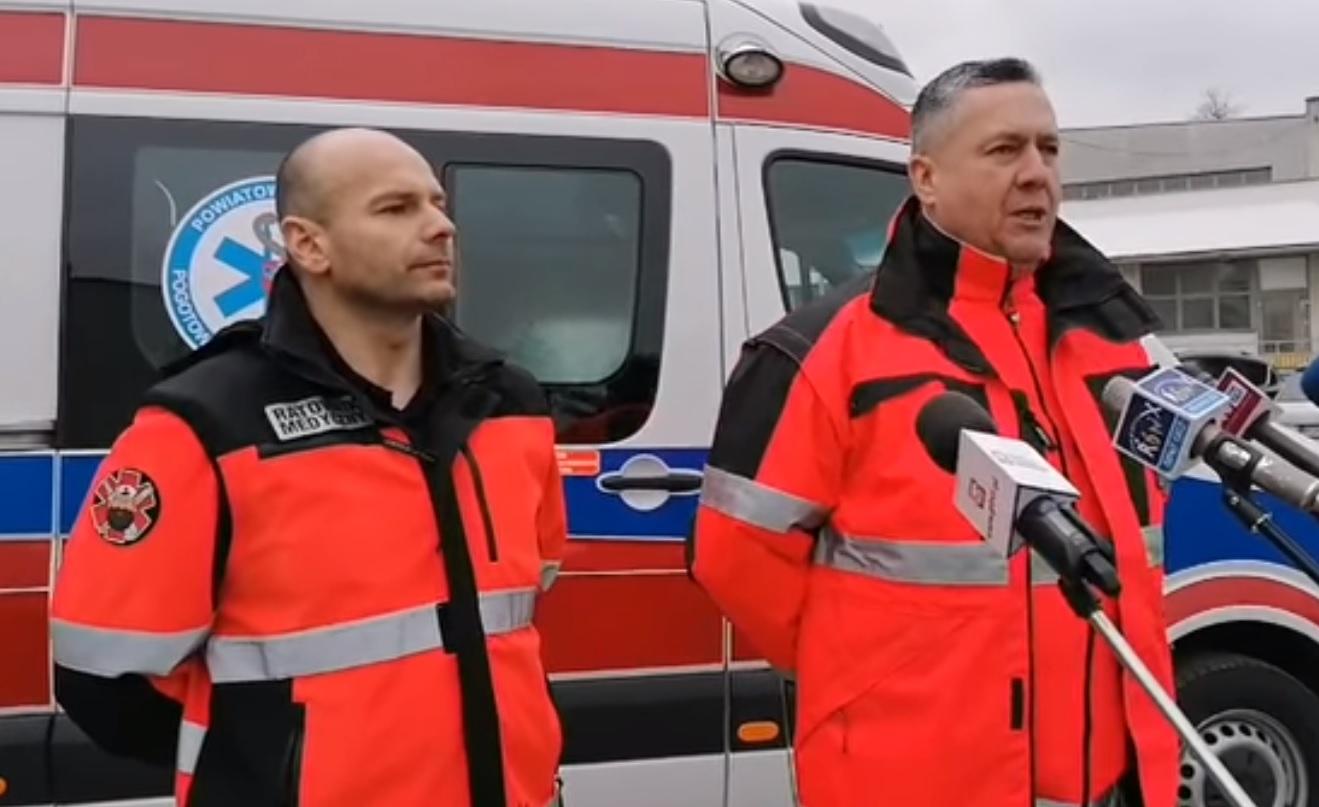 System ratownictwa medycznego według nowych zasad - Zdjęcie główne