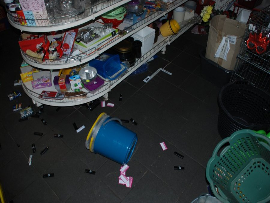 15-latek włamał się do sklepu. Zatrzymano go w oryginalny sposób - Zdjęcie główne