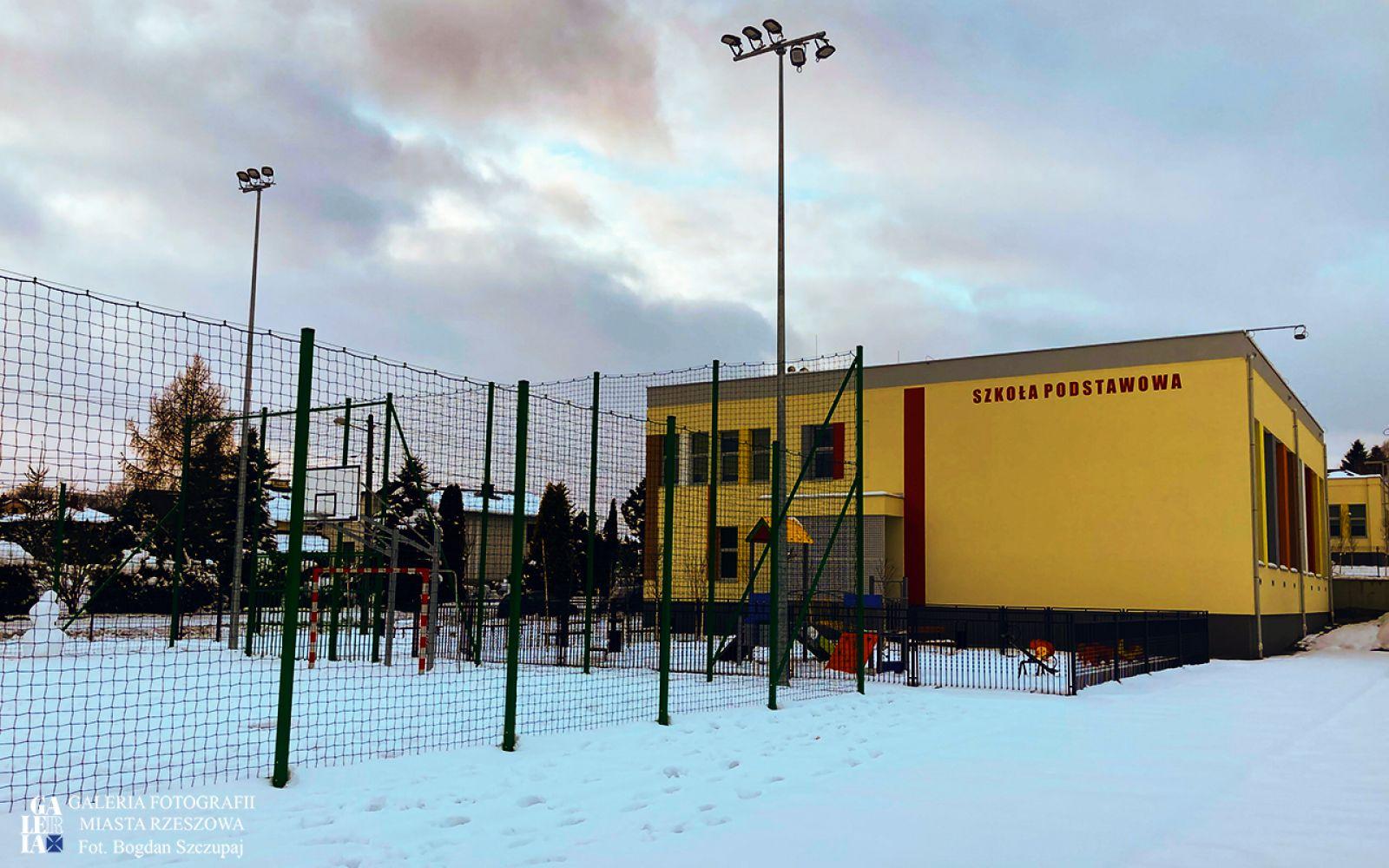 Zakończono przebudowę jednej ze szkół w Rzeszowie [ZDJĘCIA] - Zdjęcie główne