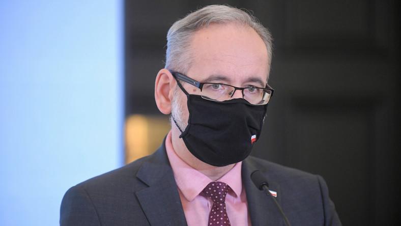 Adam Niedzielski: - Materializuje się czarny scenariusz rozwoju pandemii COVID-19! Możliwy jest krajowy lockdown [GRAFIKA] - Zdjęcie główne