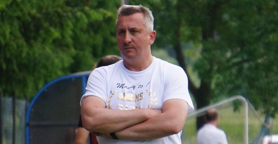 """Grzegorz Opaliński, trener Watkem Korony Rzeszów: - Możemy być """"czarnym koniem"""" rozgrywek trzeciej ligi - Zdjęcie główne"""