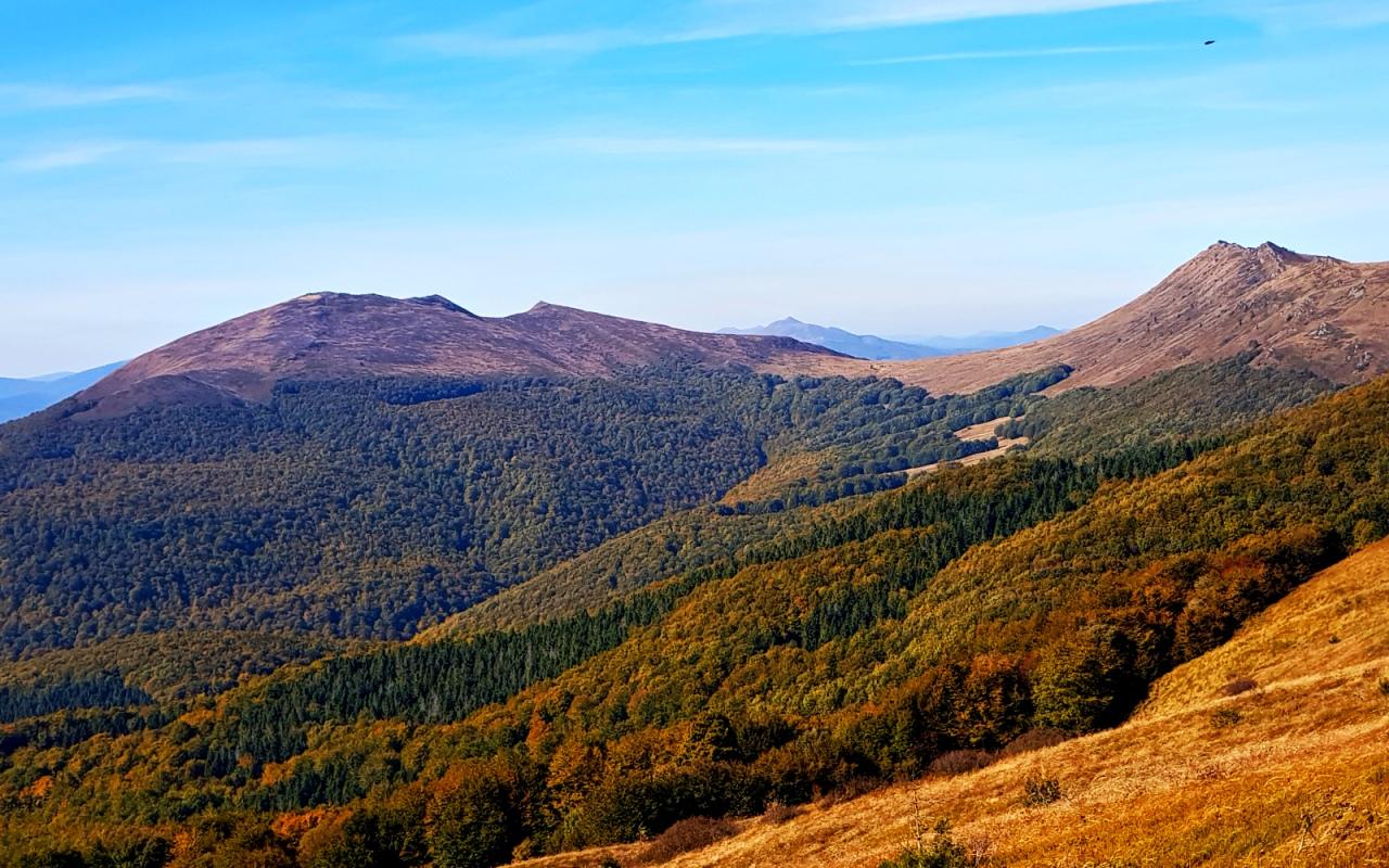 Oblegane górskie szlaki. Ważny komunikat Bieszczadzkiego Parku Narodowego - Zdjęcie główne