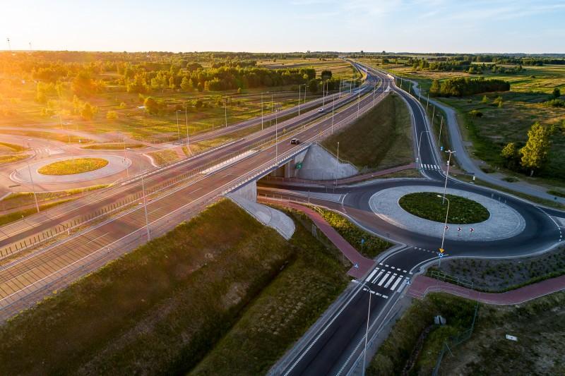 Autostrady, drogi ekspresowe, obwodnice. Podkarpacie w budowie - Zdjęcie główne