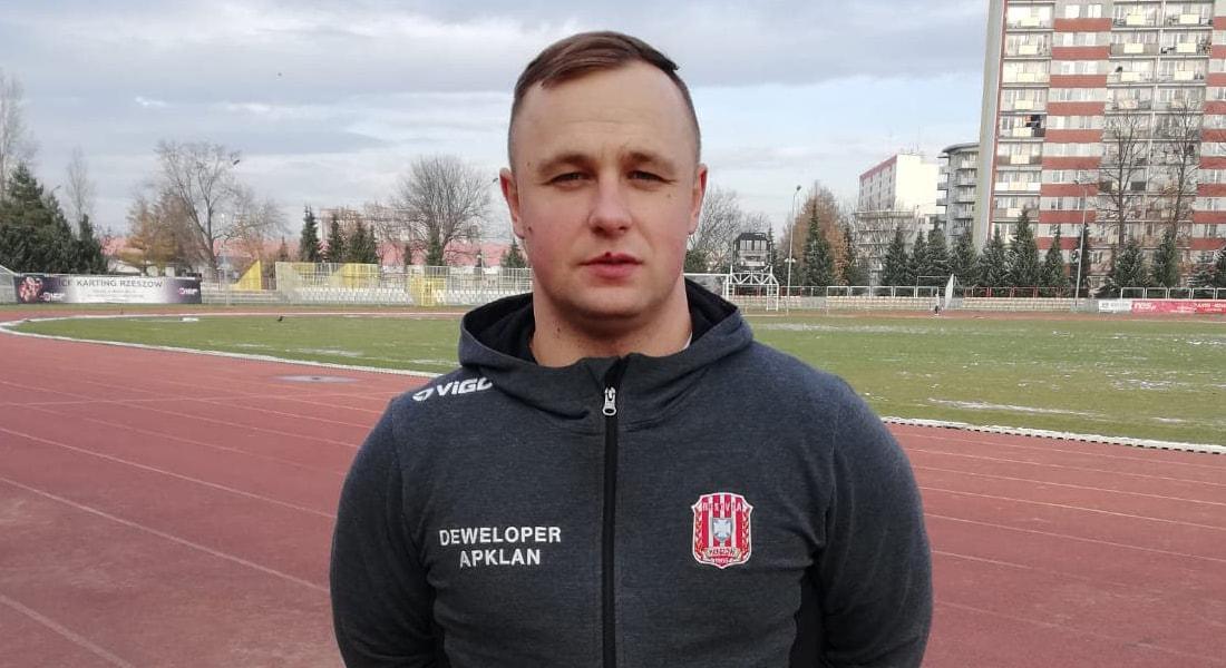 Jest tymczasowy trener Apklan Resovii Rzeszów - Zdjęcie główne