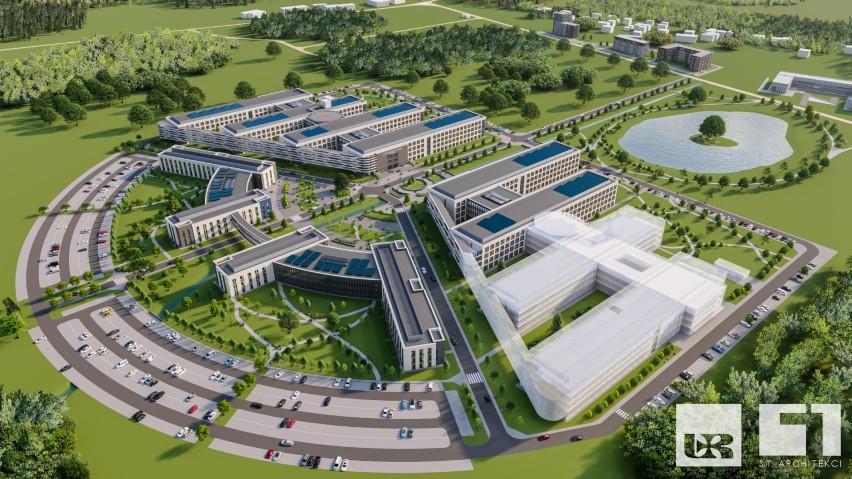 Jest wstępny schemat organizacyjny Szpitala Uniwersyteckiego w Rzeszowie [ZDJĘCIA] - Zdjęcie główne