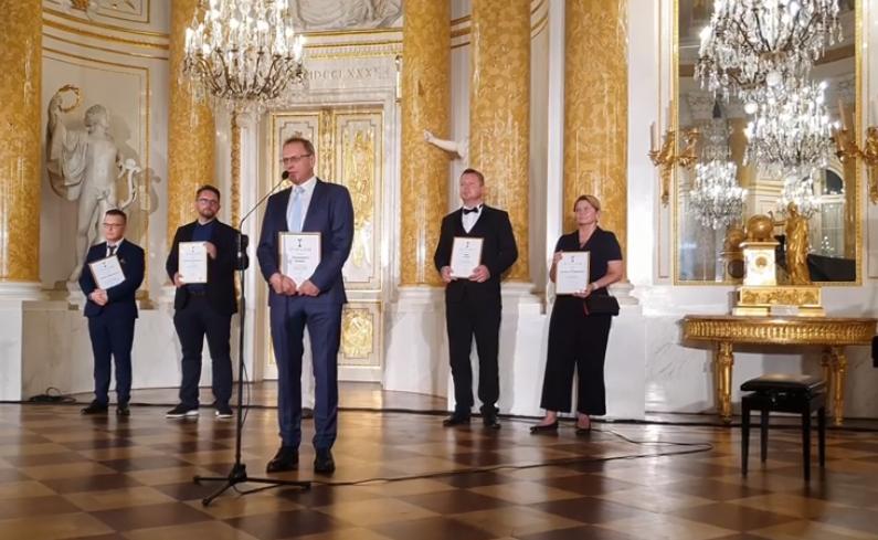 """Lekarz Włodzimierz Bodnar z prestiżowym wyróżnieniem """"Osobowość Roku 2020"""" - Zdjęcie główne"""
