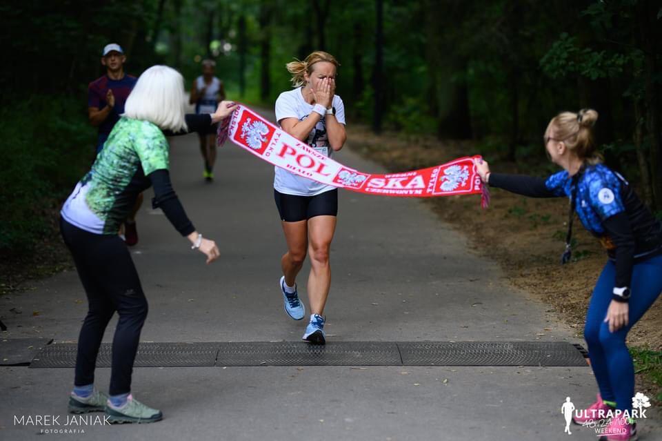 - Przy kryzysach pomaga mi modlitwa - mówi Adrianna Czyżowska, mistrzyni Polski w biegu na 100 kilometrów [ZDJĘCIA] - Zdjęcie główne
